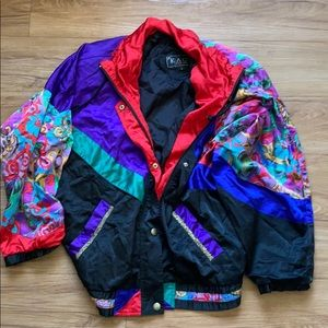 Women's Kaos by Andy Johns jacket